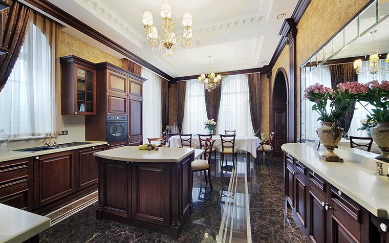 интерьер кухни - фото № 61489