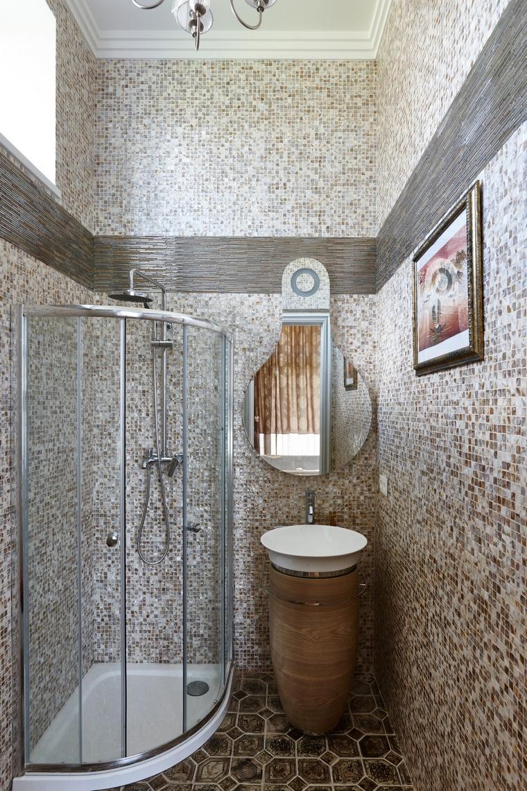 Фото № 62549 ванная  Загородный дом