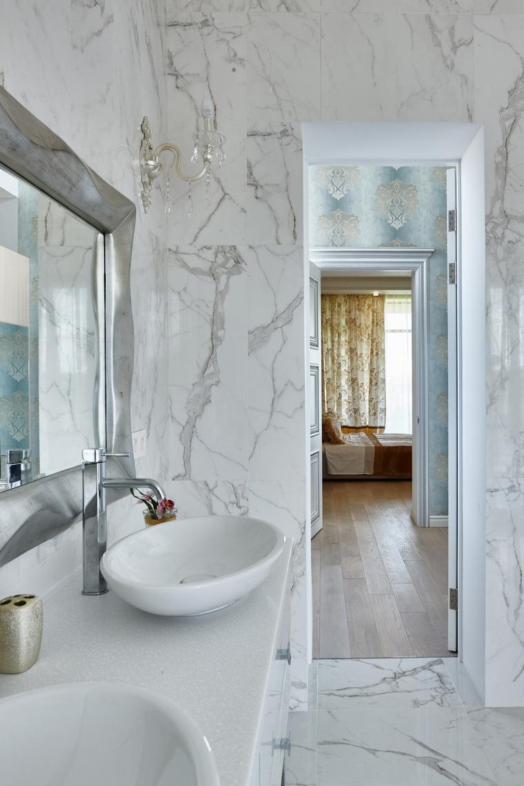 Фото № 62554 ванная  Загородный дом