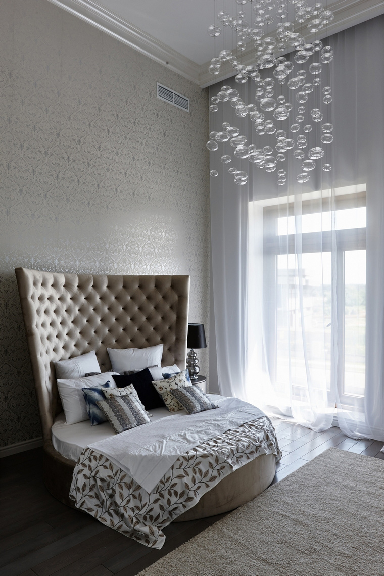 интерьер спальни - фото № 62540