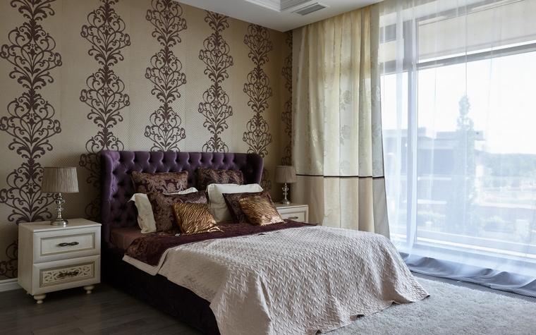 интерьер спальни - фото № 62545