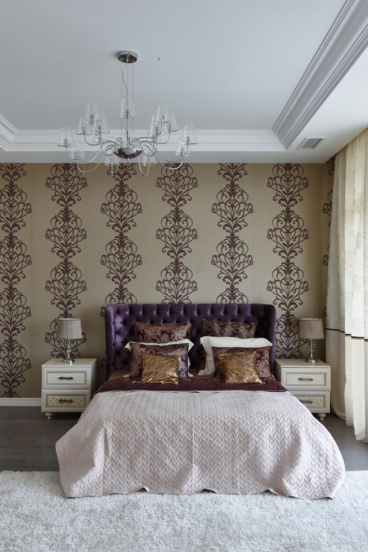 интерьер спальни - фото № 62546