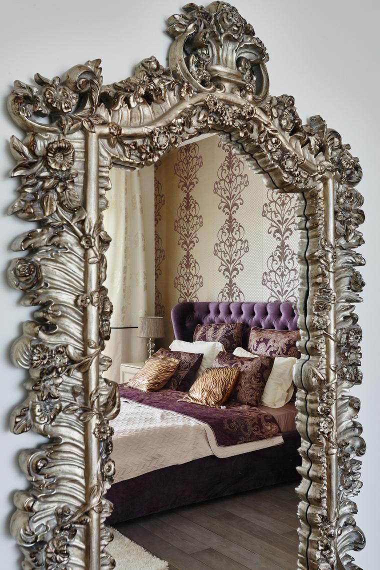 интерьер спальни - фото № 62547
