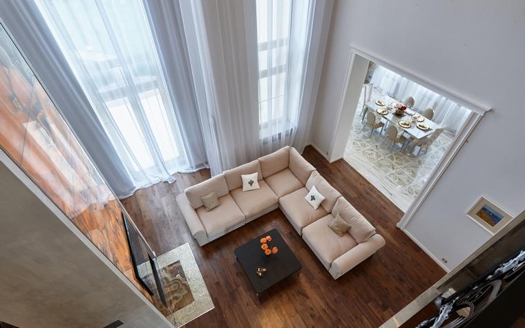 интерьер гостиной - фото № 62575