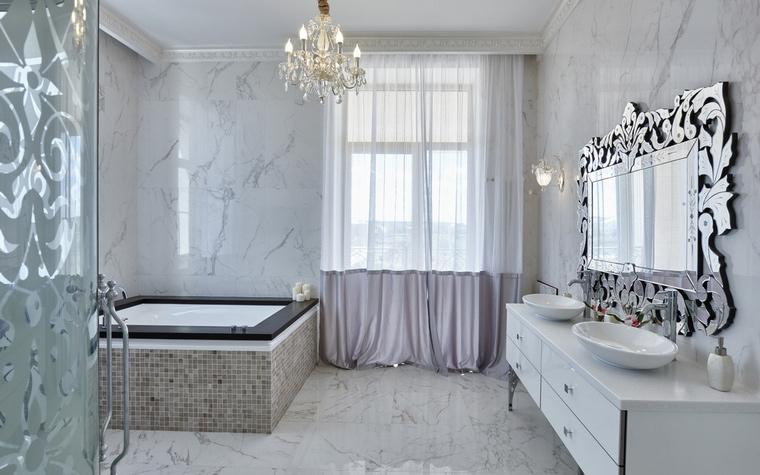 Фото № 62592 ванная  Загородный дом