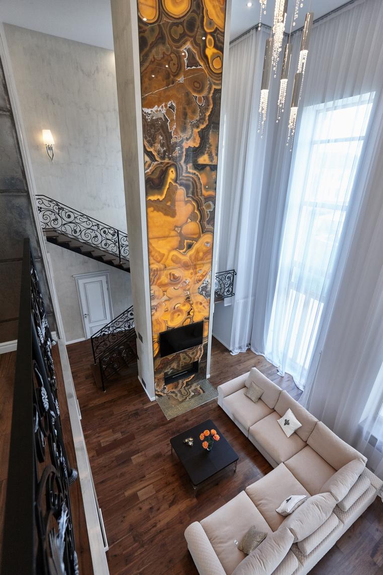 интерьер гостиной - фото № 62570