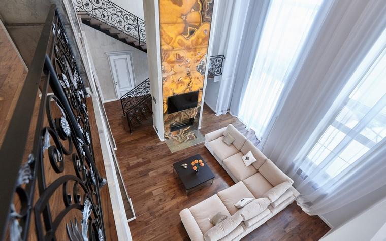интерьер гостиной - фото № 62571