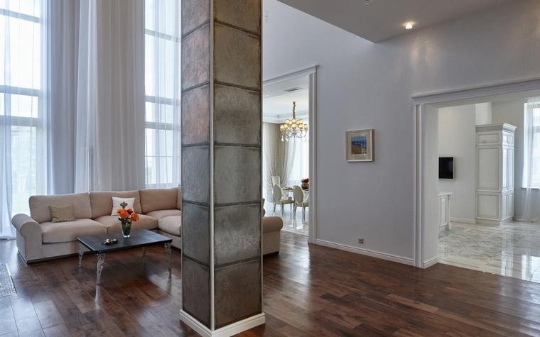 интерьер гостиной - фото № 62576