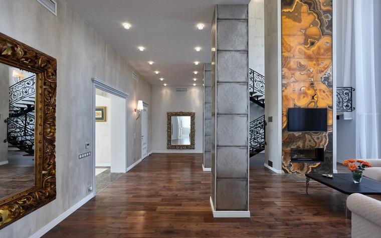 интерьер гостиной - фото № 62577