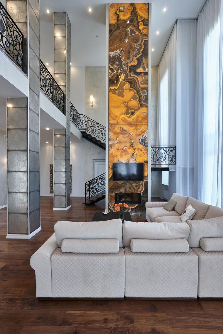 интерьер гостиной - фото № 62573