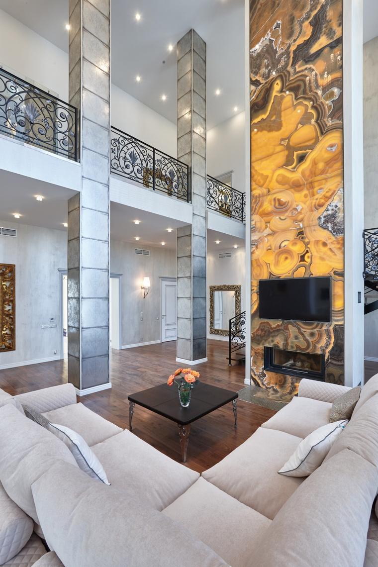 интерьер гостиной - фото № 62568