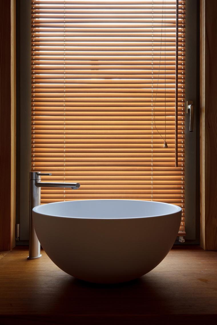 Фото № 62670 ванная  Загородный дом