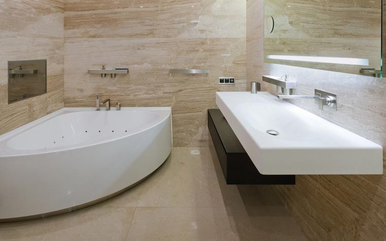 интерьер ванной - фото № 62708