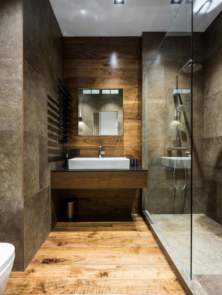 Фото № 62804 ванная  Квартира
