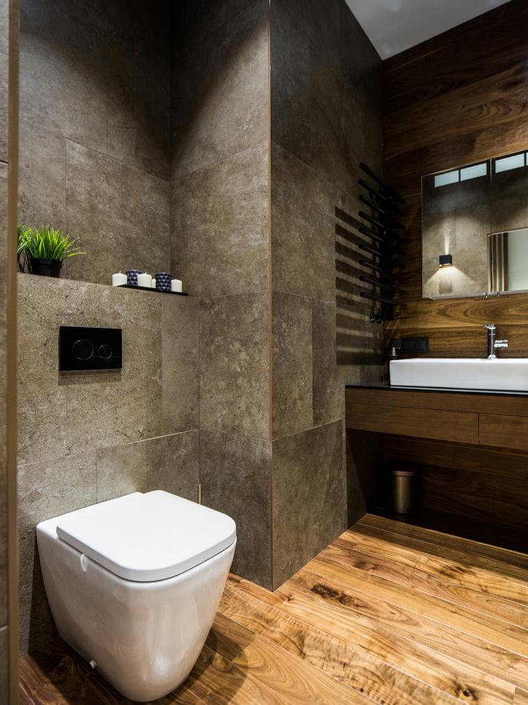 Фото № 62806 ванная  Квартира