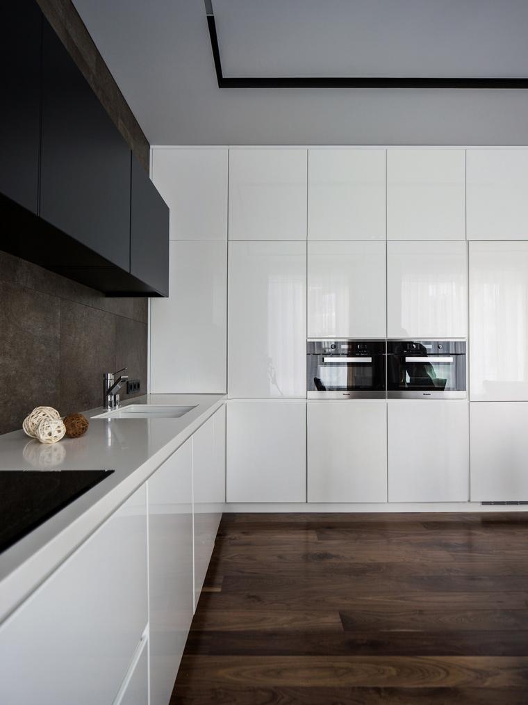 Фото № 62797 кухня  Квартира