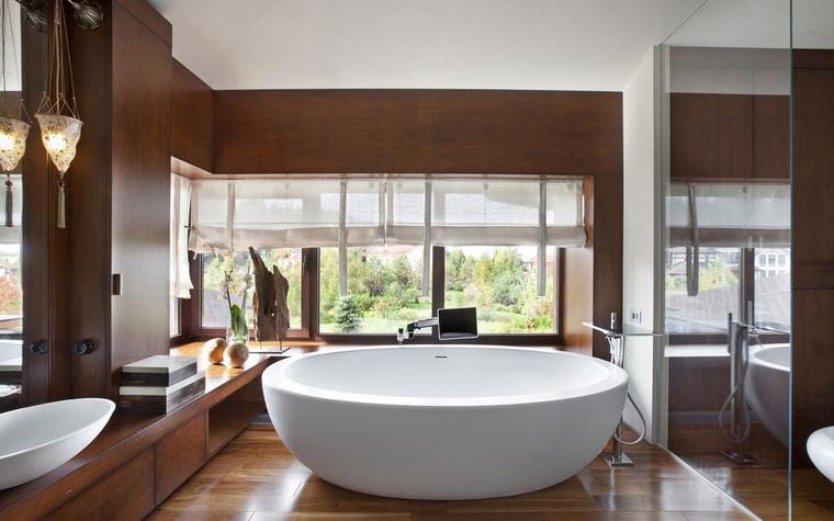 Фото № 62844 ванная  Загородный дом