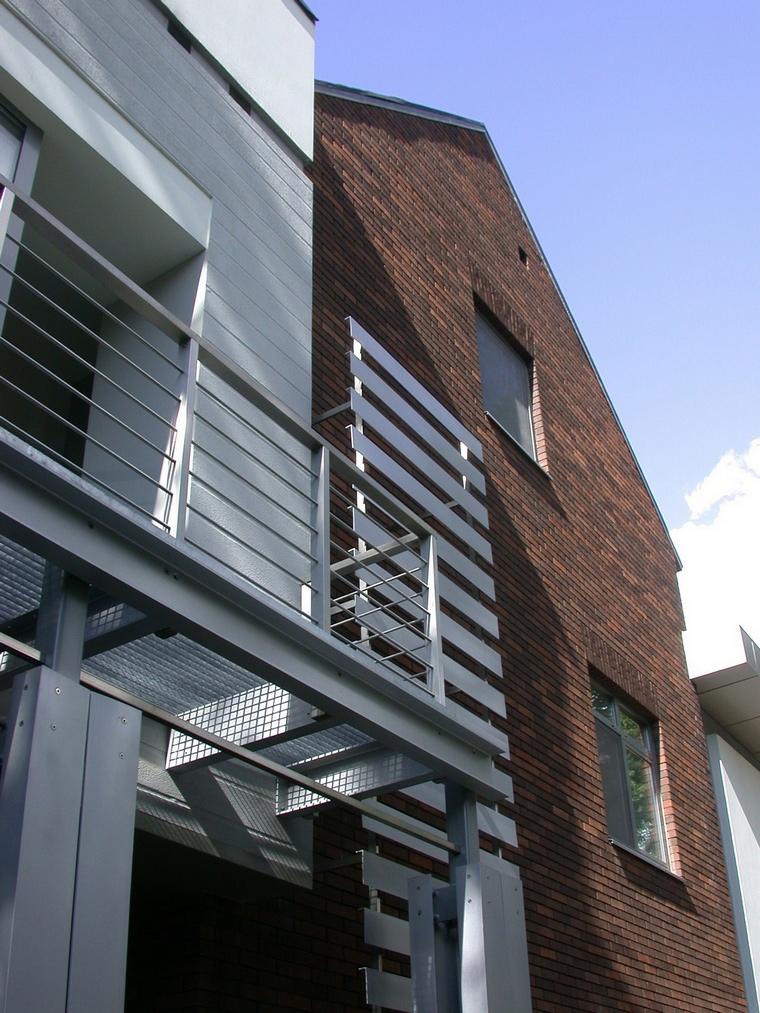 Фото № 62874 фасад  Загородный дом