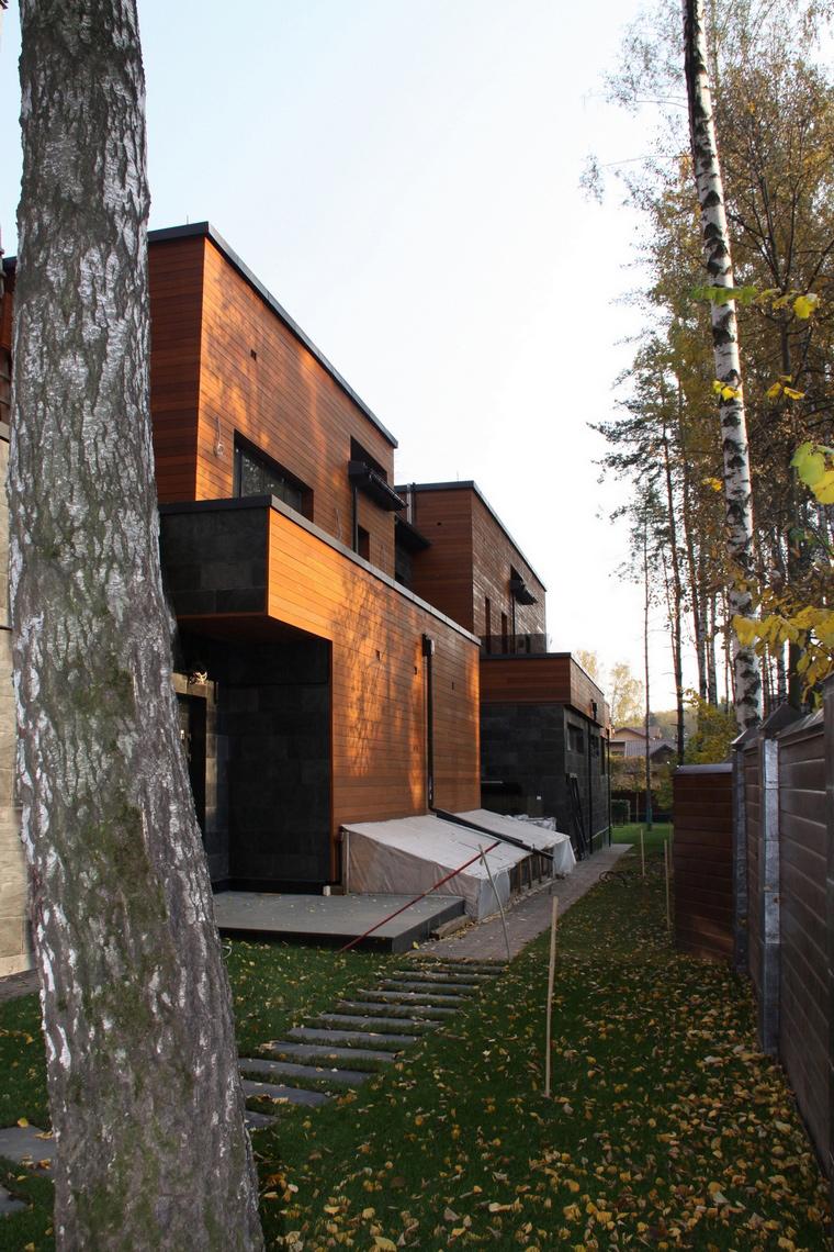Фото № 62904 фасад  Загородный дом
