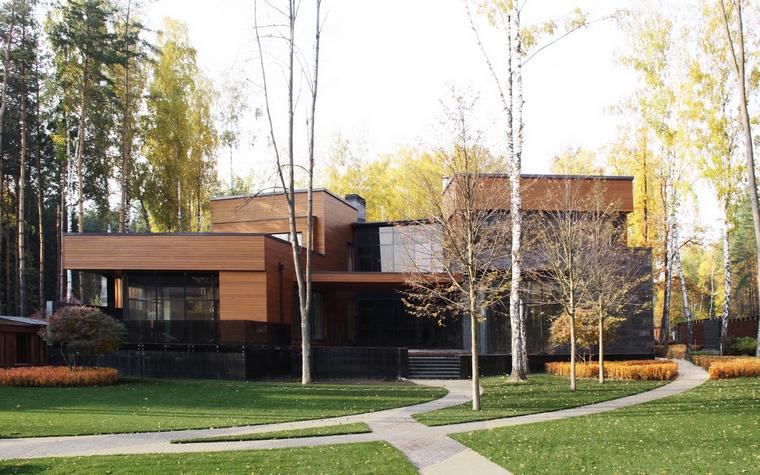 Фото № 62901 фасад  Загородный дом