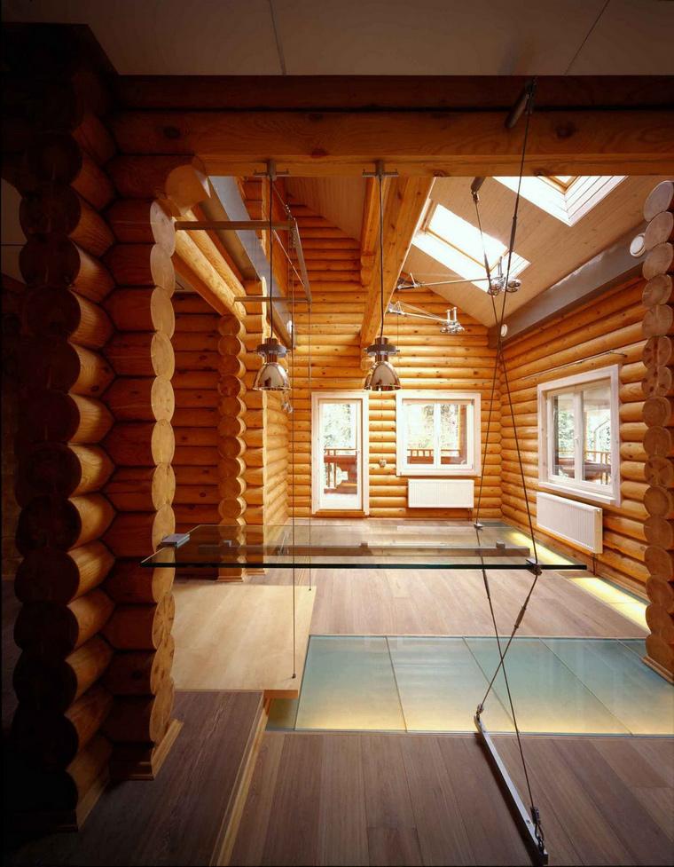 интерьер гостиной - фото № 63103