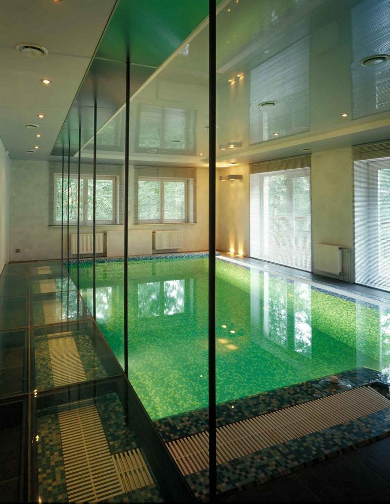 интерьер бассейна - фото № 63110