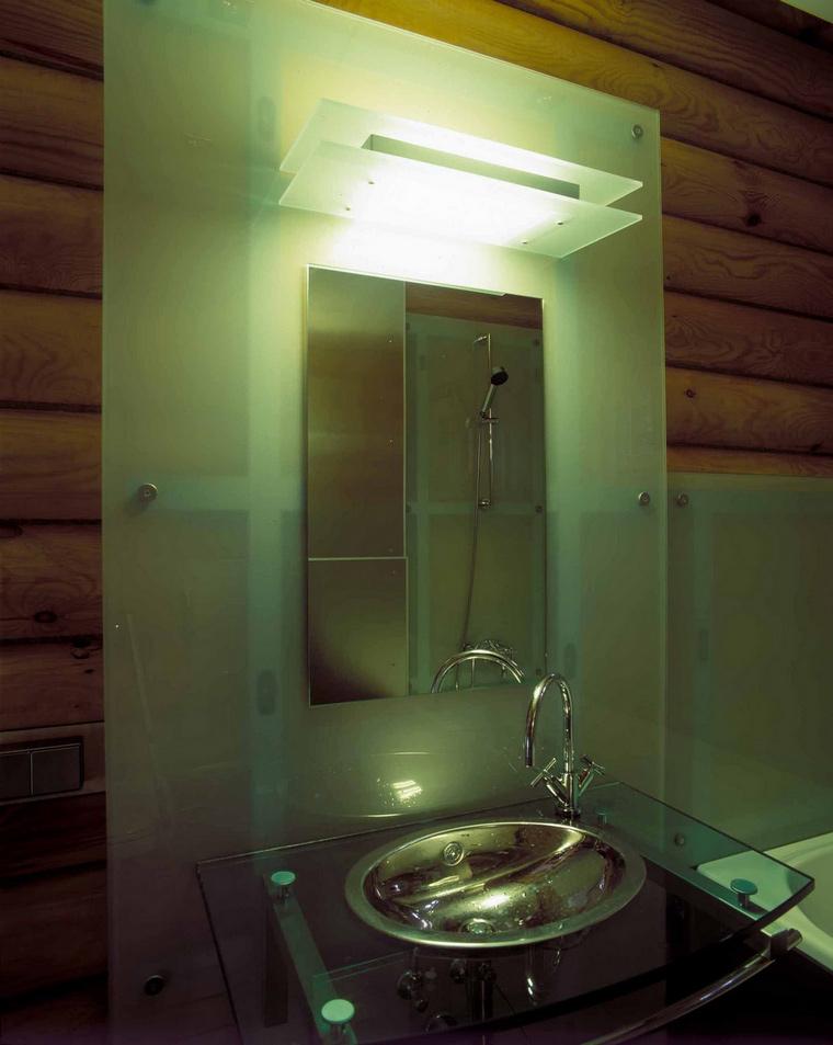 Фото № 63111 ванная  Загородный дом