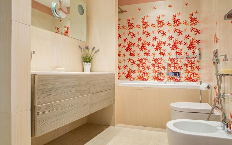 Фото № 63324 ванная  Загородный дом