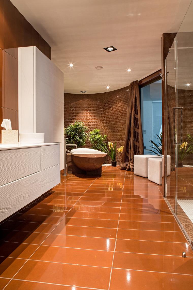 интерьер ванной - фото № 63320