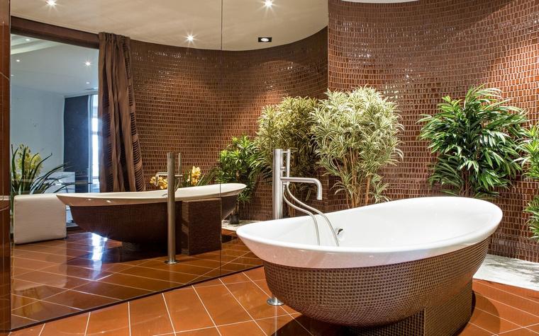 интерьер ванной - фото № 63321