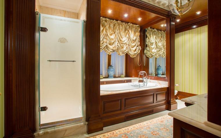 Фото № 63249 ванная  Загородный дом