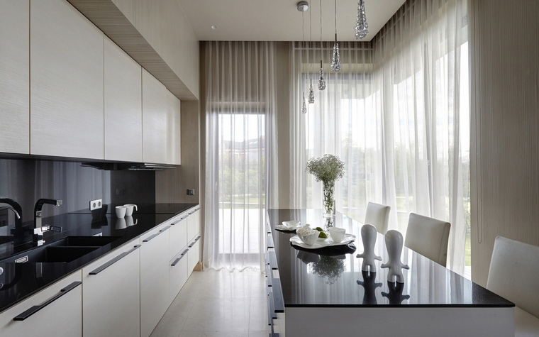 интерьер кухни - фото № 63424