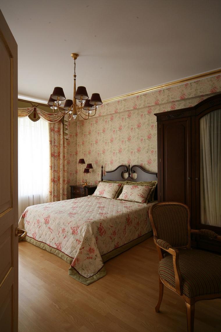 интерьер спальни - фото № 63607