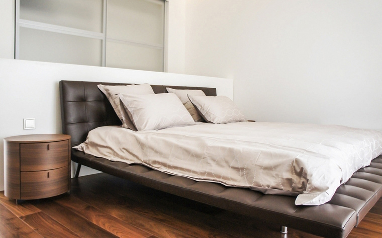 интерьер спальни - фото № 64162