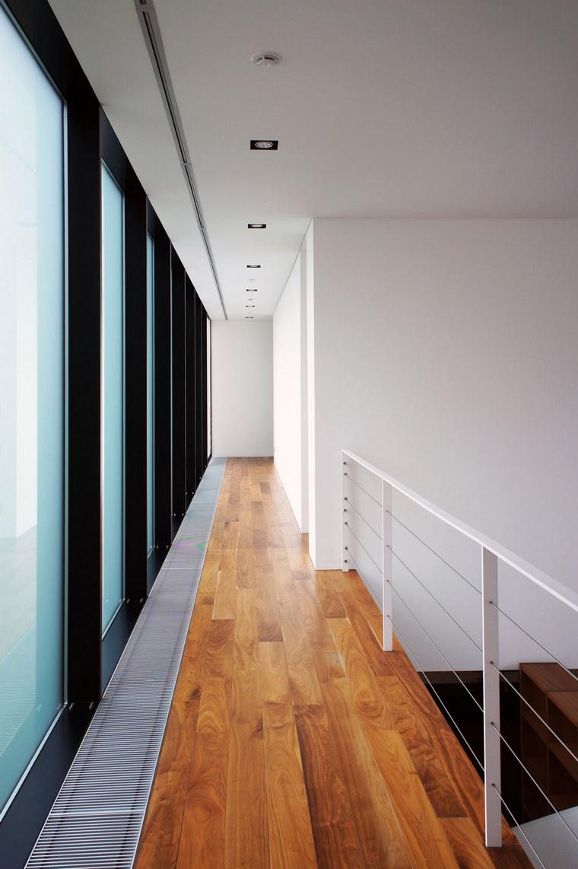Загородный дом. холл из проекта , фото №64166