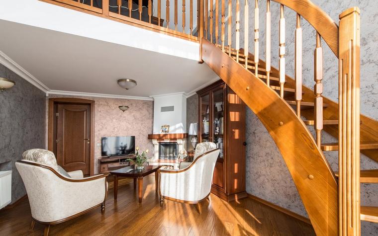 интерьер гостиной - фото № 64286