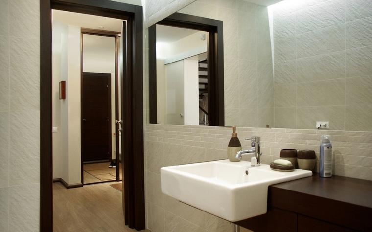 Фото № 64379 ванная  Загородный дом