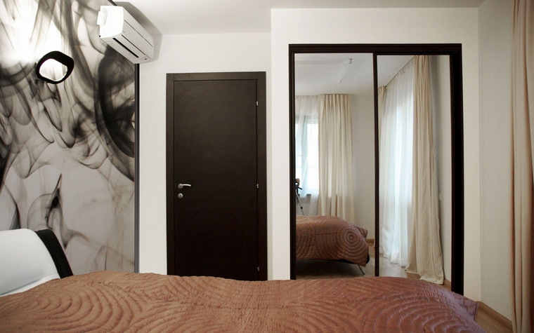 Фото № 64384 спальня  Загородный дом