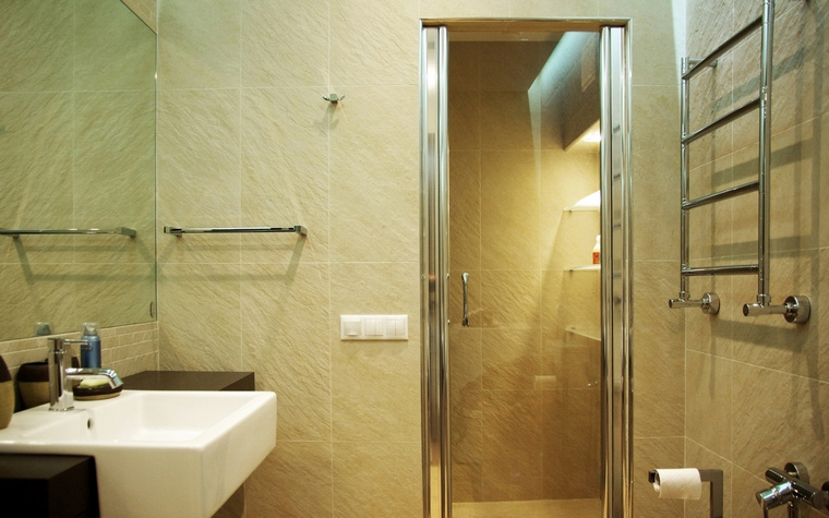 Фото № 64378 ванная  Загородный дом