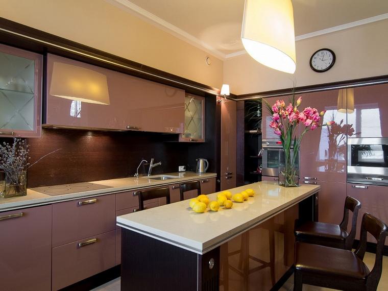 Загородный дом. кухня из проекта , фото №64461