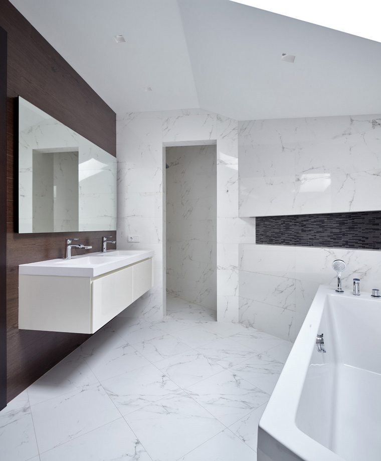 Фото № 64561 ванная  Загородный дом