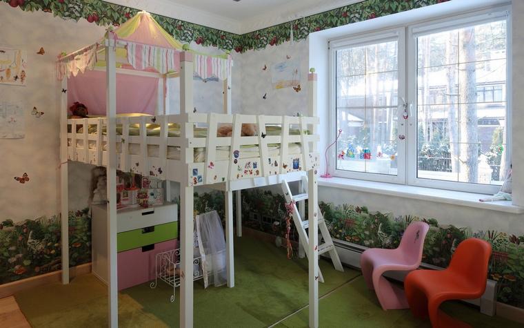 Фото № 64611 детская  Загородный дом