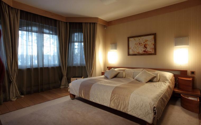 интерьер спальни - фото № 64613