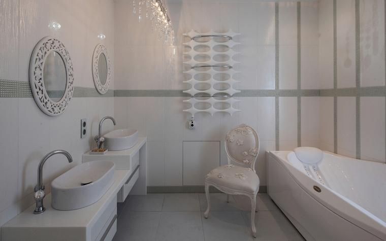 Фото № 64614 ванная  Загородный дом