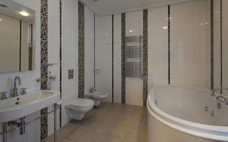 Фото № 64615 ванная  Загородный дом