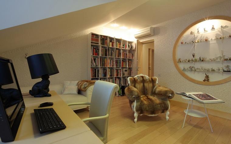 интерьер кабинета - фото № 64602