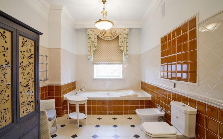 Фото № 64626 ванная  Загородный дом