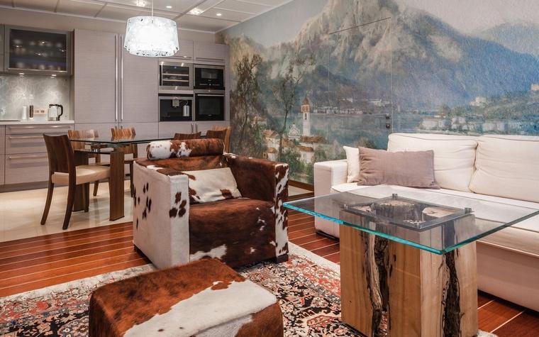 интерьер гостиной - фото № 64711