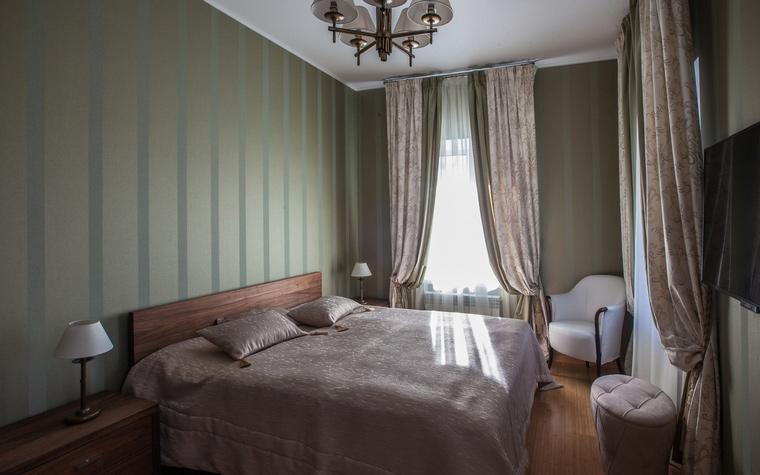 интерьер спальни - фото № 64717