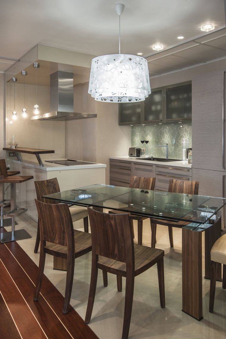 интерьер кухни - фото № 64714
